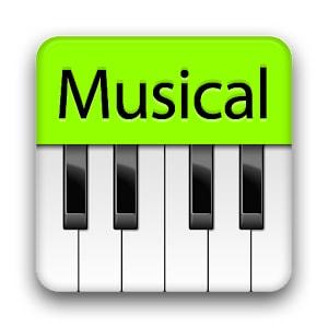 nuotit netistä pianolle